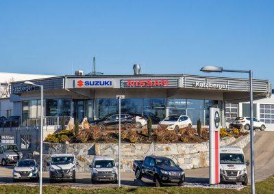 2014 Suzuki und Nissan - Autohaus Katzlberger in Tumeltsham