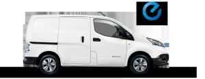 Nissan e-NV200 – 100 % elektrisch