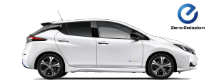 Nissan Leaf – technologisch voraus