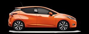 Nissan Micra – sicher und entspannt