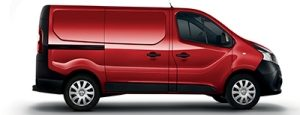Entdecken Sie den neuen Nissan NV300