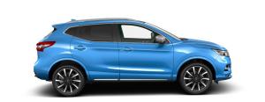 Nissan Qashqai – Technik die bewegt
