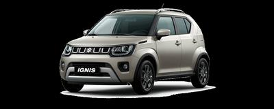 Suzuki Ignis Dualjet Hybrid
