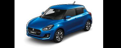 Suzuki Swift – Sensationell sportlich
