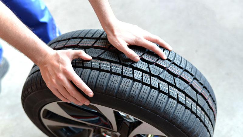 Werkstatt Reifenwechsel
