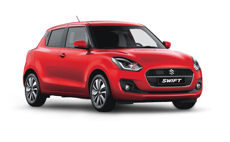News ab in den Sommer! Suzuki Swift