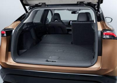 Nissan Ariya Kofferraum