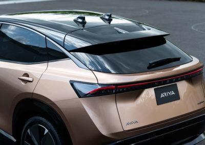 Nissan Ariya Rückseite