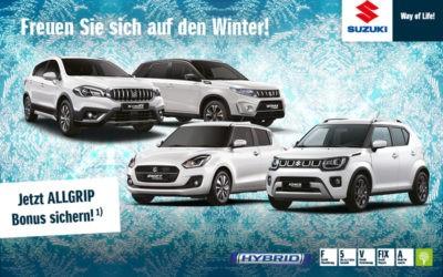 Freuen Sie sich auf den Winter!