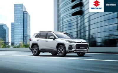 Suzuki Across –bereit für neue Wege