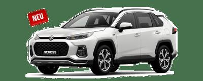 Suzuki Across – bereit für neue Wege