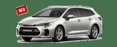Suzuki Swace – sportliches Raumwunder