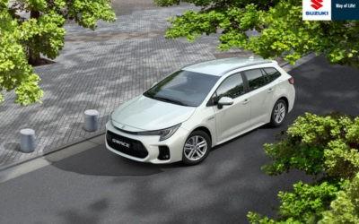 Suzuki SWACE Finanzierungs- & Versicherungs-Aktion